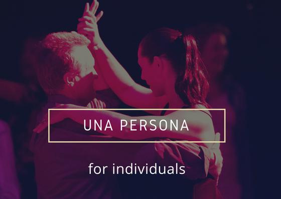 Private Latin dance lessons