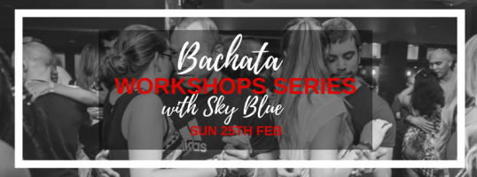 Bachata Workshops with Sky Blue
