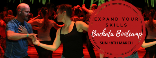 Bachata Bootcamp, Expand your skills