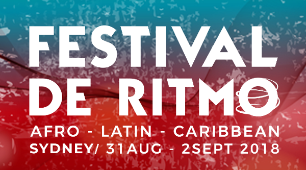 Festival de Ritmo Logo