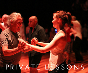Private dance tuition