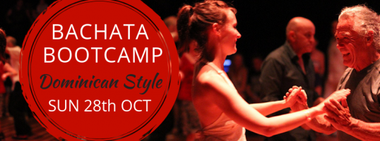 Dominican Style Bachata Bootcamp