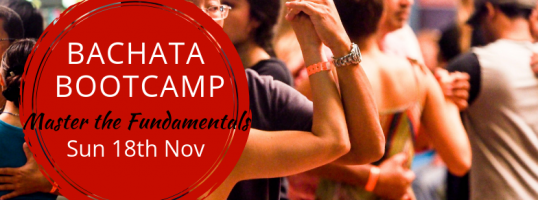 Beginners Bachata Bootcamp