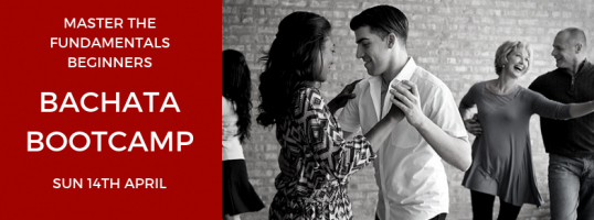 Master the Fundamentals Bachata Bootcamp