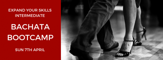 Expand your Skills Bachata Bootcamp