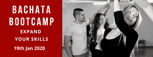 Bachata Bootcamp Expand your Skills