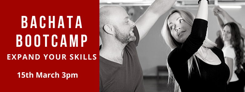 Bachata Bootcamp Expand Your Skills