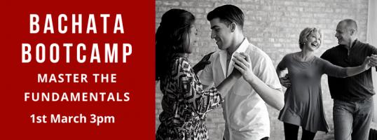 Beginners Bachata Dance Bootcamp