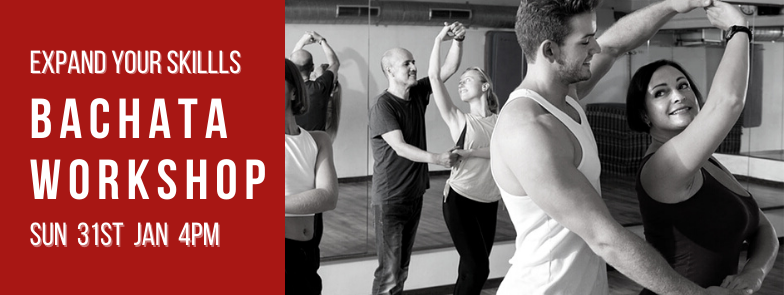 Bachata Workshop Expand your Skills
