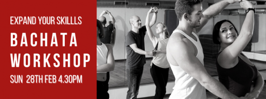 Expand your Skills Bachata Workshop