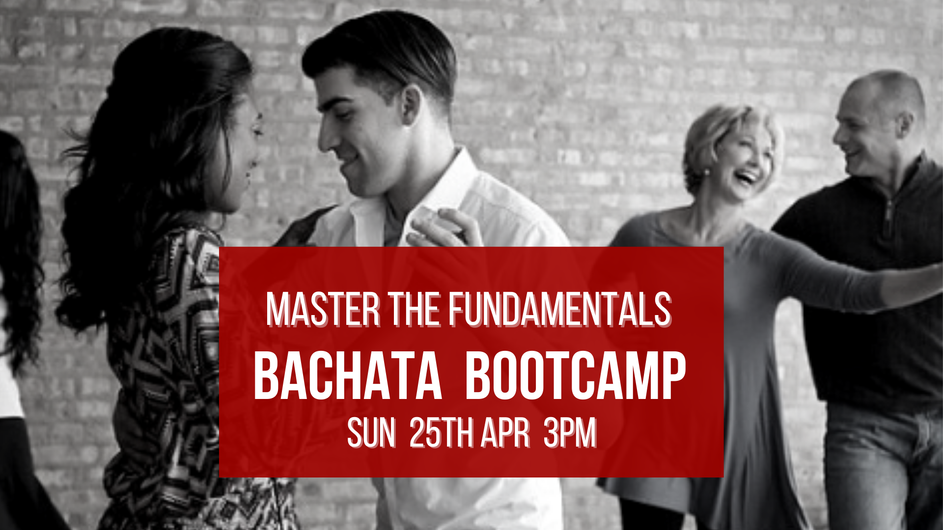 Fundamentals Bachata Bootcamp 25th April
