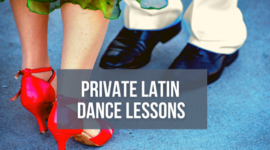 Private Latin Dance Lesoons